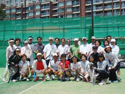 テニス007